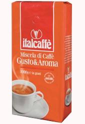 Кофе в зернах ItalCaffe Gusto E Aroma 1кг