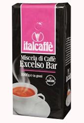 Кофе в зернах ItalCaffe Excelso Bar розовый 1 кг.