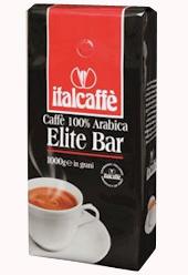 Кофе в зернах ItalCaffe Elite Bar черный 1 кг.