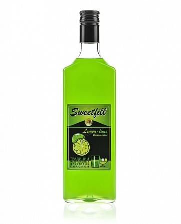 Сироп SweetFill Лимон-Лайм