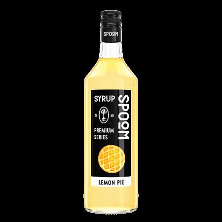 Сироп Лимонный пирог Spoom 1л