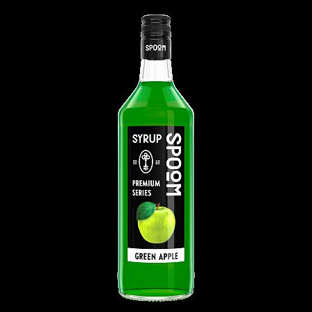 Сироп Яблоко зелёное Spoom 1л