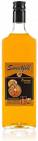 Сироп SWEETfill Апельсин